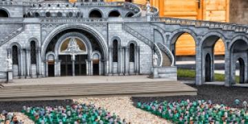 Park Miniatur z zabytkami kultu Maryjnego