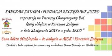Bal charytatywny - Szczęśliwe jutro